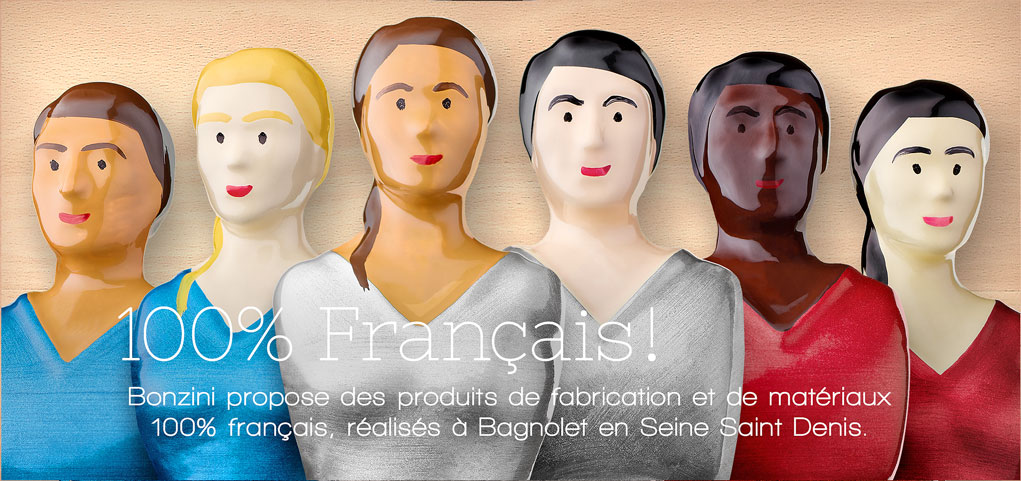 Babyfoot Bonzini - Fabricant de baby foots 100% français depuis 1927
