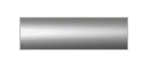 Rampe grise métallisée