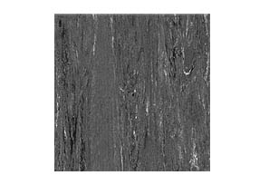 Tapis noir marbré